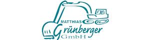 Logo Grünberger Matthias GmbH