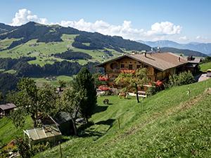Logo Urlaub am Bauernhof in Tirol