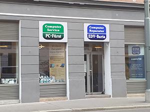Logo PCFürst - Computer Heim-Service