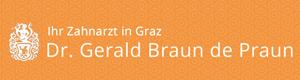 Logo Dr. med. univ. Gerald Braun de Praun