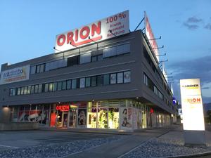 Logo ORION Erotik Fachgeschäft