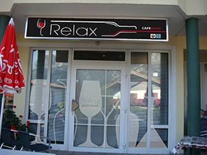 Logo Relax Bar-Café - Patrizia Habr