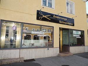 Logo Änderungs Schneiderei