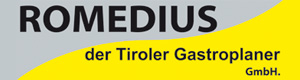 Logo ROMEDIUS Gastroplaner GmbH