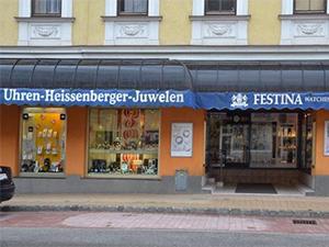 Zum Detaileintrag von Juwelier & Uhrmachermeister Heissenberger