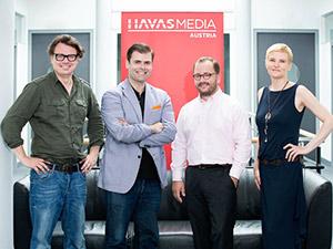 Logo HAVAS MEDIA AUSTRIA