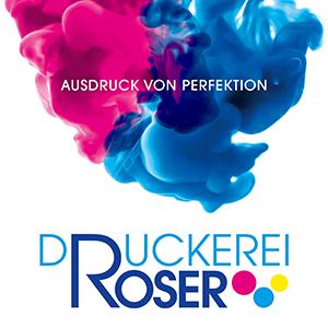 Logo Druckerei Roser Gesellschft m.b.H.