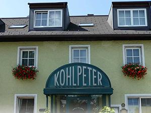 Logo Restaurant Kohlpeter Fam. Obernhuber