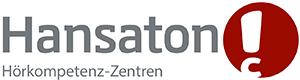 Logo Hansaton Hörkompetenz - Zentrum