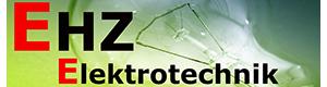 Logo EHZ Elektrotechnik Kelemen Roland
