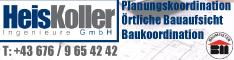 Werbung Heis + Koller Ingenieure GmbH