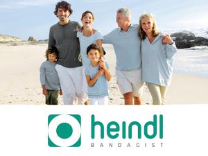 Logo Bandagist Heindl GmbH