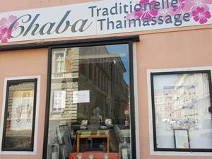 Logo Chaba Traditionelle Thaimassage