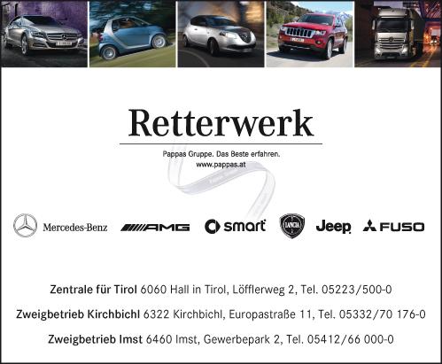 Werbung Retterwerk GmbH