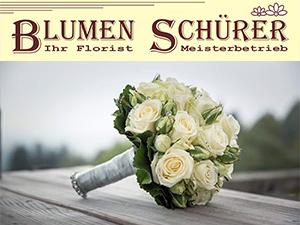 Logo Blumen Schürer