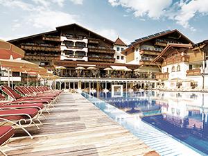 Logo Alpenpark Resort 4****Superior