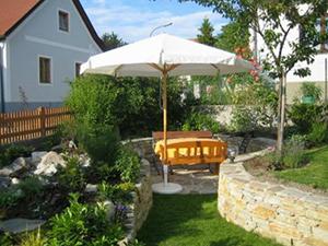Logo VEBI FETAI Gartengestaltung