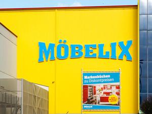 Logo Möbelix Wels 2