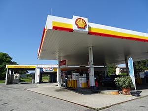 Logo Shell Tankstelle