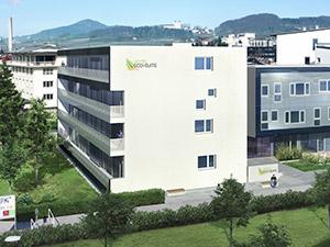 Logo Eco-Suite Hotel