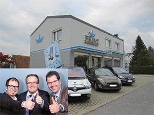 Logo PRINZ GmbH