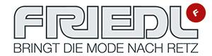 Logo Modehaus Friedl