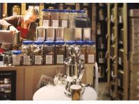 Unser Samowar im House of Tea & Coffee