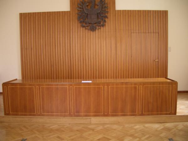 Vorschau - Sternparkett Gerichtsgebäude