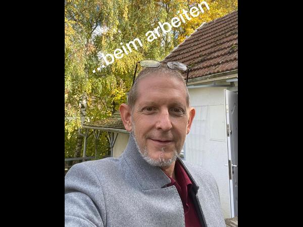 Vorschau - unser GF Martin Hauer