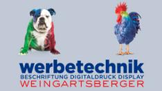 Beschriftungen Weingartsberger GmbH