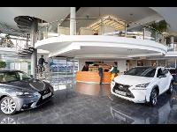 Lexus Verkaufsraum