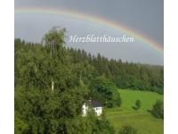 Herzblatt unterm Regenbogen