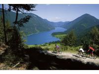 Der Naturpark als Eldorado für Mountainbiker