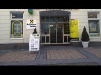 Raiffeisen Reisebüro St. Pölten in der Franziskanergasse 4
