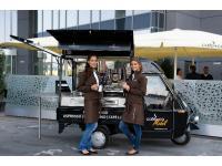 café+co Mobil | Mobiler Genuss | Coffee to go APE
