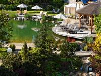Kraftgarten im Garten-Hotel Ochensberger