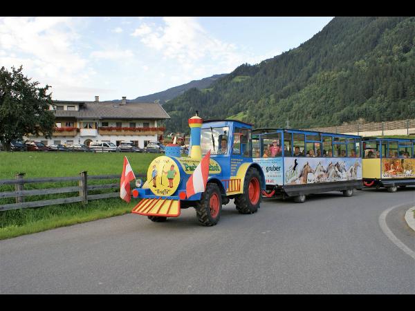 Vorschau - Bummelzug - Bachmayerhof All-Inclusive Zillertal