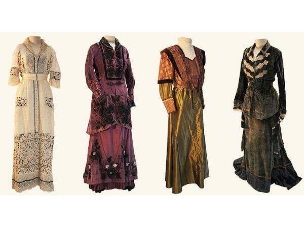 Vorschau - historische Kleider - Verleih und Maßanfertigungen