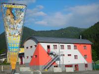 Feuerwehrhaus am Semmering