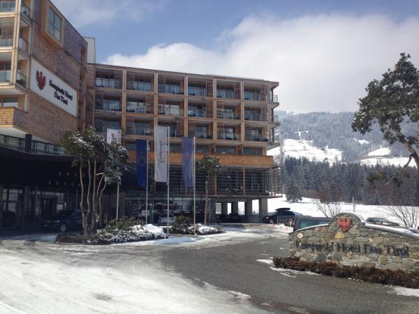 Kempinski Hotel Das Tirol, Jochberg - Kitzbüh