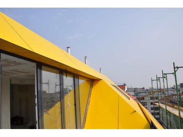Dachgeschoßausbau - 1080 Wien