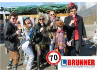 """Fahrschule Brunner on """"Faschings - Tour"""""""