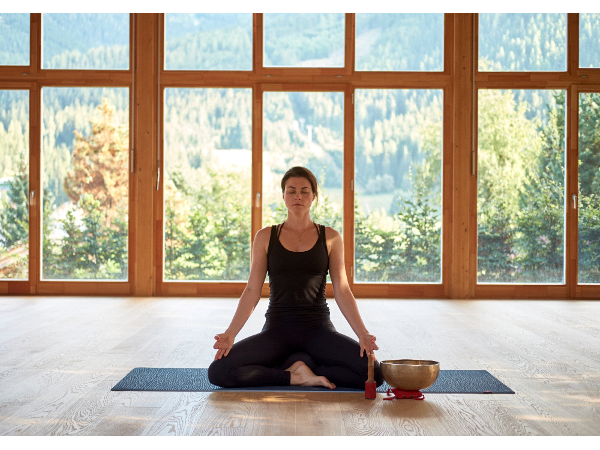 Yoga & Meditationspavillon