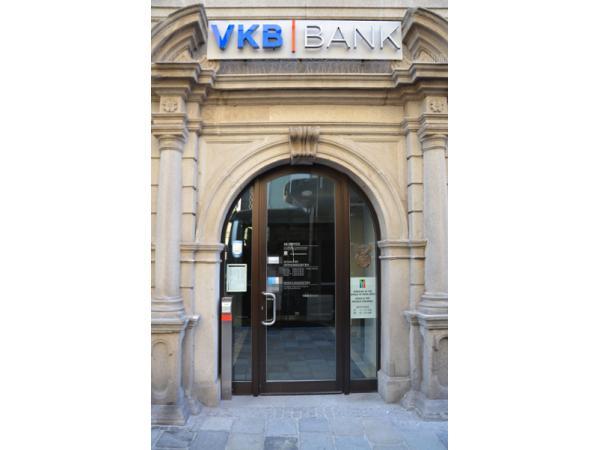 VKB-Bank Volkskreditbank AG - Filiale Domgasse
