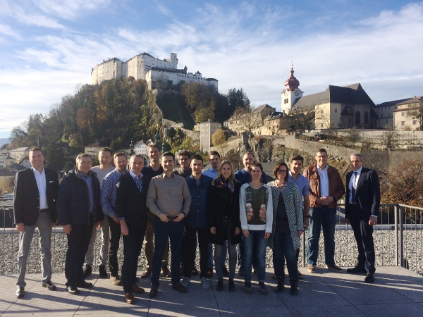 Vorschau - SMBS University of Salzburg Business School