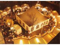 Festzelt Christkindlmarkt in Kalsdorf
