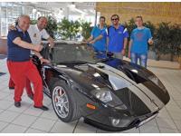 Ford Sportwagentreffen 2016