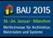 BAU 2015 Weltleitmesse