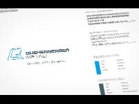 Entwicklung eines neuen Markenzeichens für Quehenberger Metall