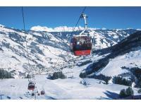 Skigebiet Saalbach-Hinterglemm-Leogeng